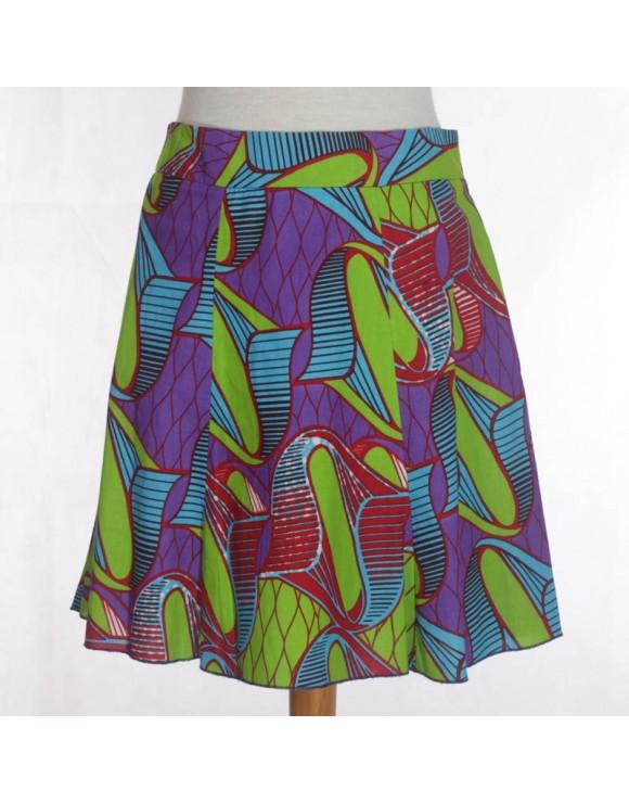 Falda peces Tamale