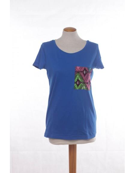 Camiseta Màniga Butxaca Orgánica Namba